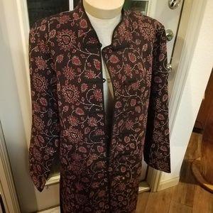 Boho Ethnic cotton jacket
